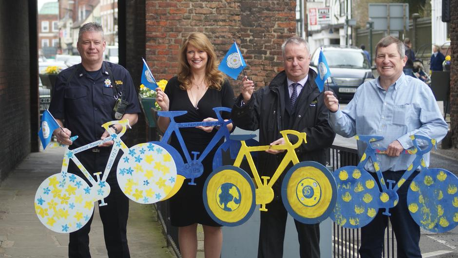 Lots of events happening in Beverley at the start of 2016's Tour de Yorkshire
