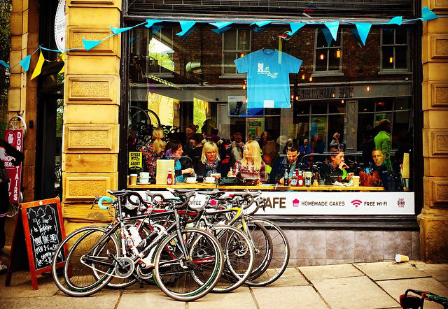 Bunting will be in abundance during the 2016 Tour de Yorkshire
